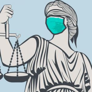 Wear Pants: Etiquette Plays Part Inside Courtroom During Pandemic