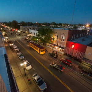 Argenta Entertainment District Aims to Promote Outdoor Dining