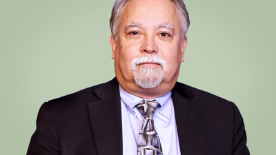 Dr. José Romero Ready to Call Shots at Health Department