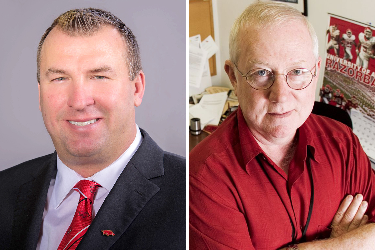 Bret Bielema's Lawsuit Refers to Wally Hall