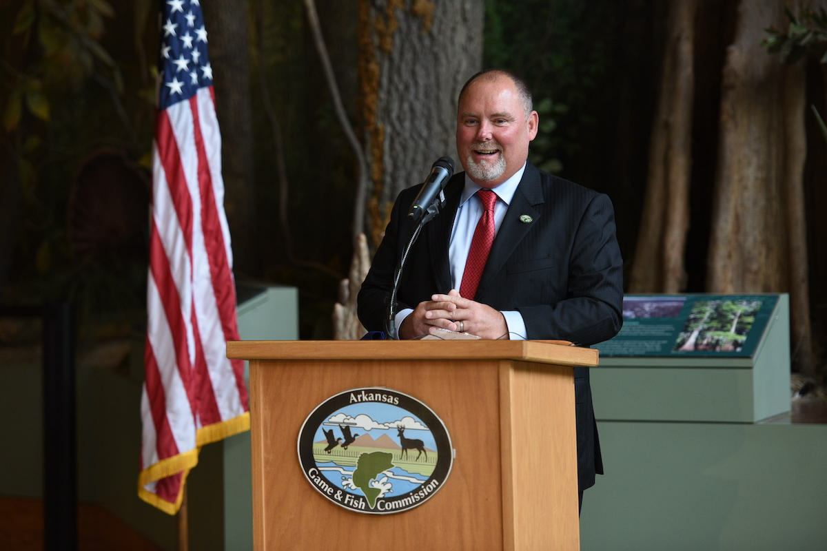 Rob Finley Named to Game and Fish Commission