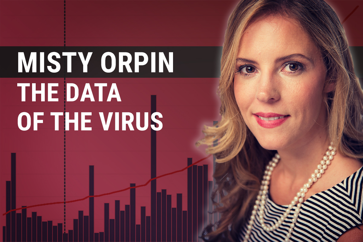 Video: Misty Orpin of ArkansasCOVID Talks Data, What Businesses Should Watch