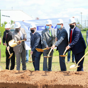 Little Rock Port Begins Work on $11M in Infrastructure Projects