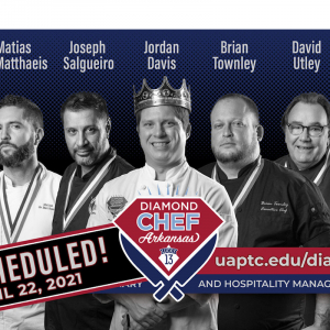 Diamond Chef Arkansas Competition Rescheduled to Spring 2021