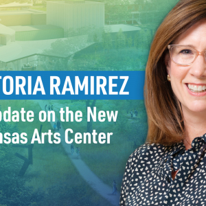 Video: Victoria Ramirez Says Despite Bumps, Arts Center Project On Track