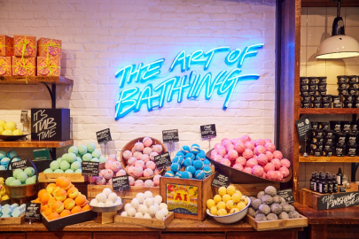 Lush Cosmetics Opens at The Promenade Thursday, July 23
