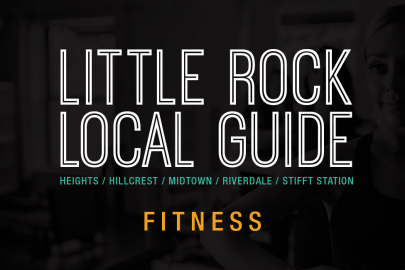 Little Rock Local Guide: Fitness in The Heights, Hillcrest, Midtown, Riverdale and Stifft Station