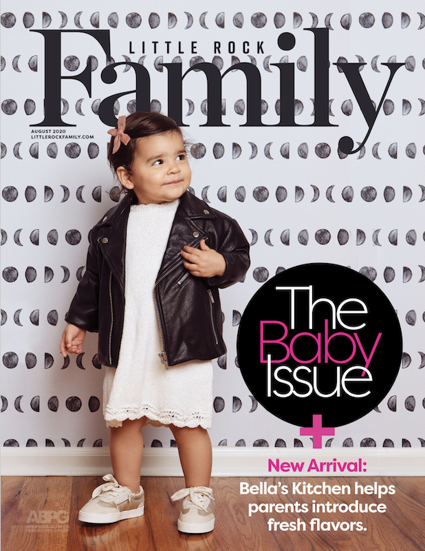 Little Rock Family August 20 Cover