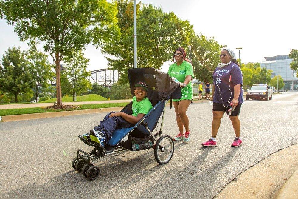 Easterseals Arkansas Walk With Me 5K, Rollin on the River 5K