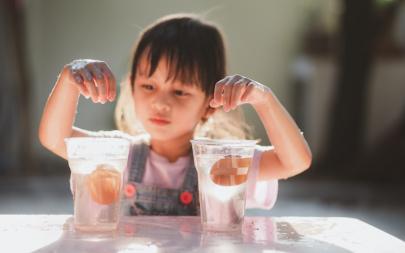Five Easy STEM Activities