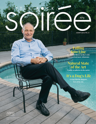 Dive Into the August Issue of Soirée
