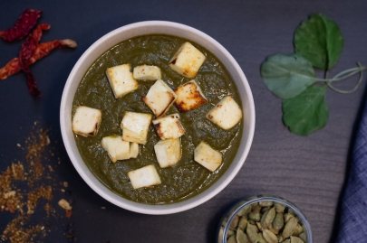 From Z to A: Palak Paneer Recipe