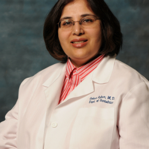 Dr. Azhar Invested in Jackson T. Stephens Distinguished Chair