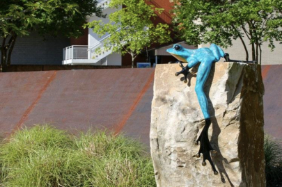 Family Fun: New Little Rock Sculpture Tour