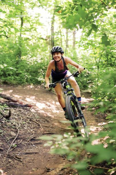 A Cyclist's Weekend in Fayetteville