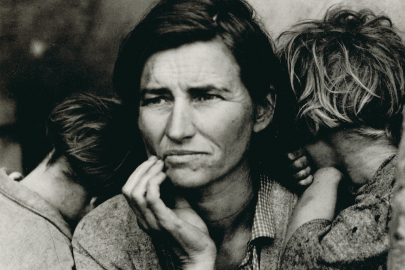 Dorothea Lange Exhibit Opens at UA - Pulaski Tech