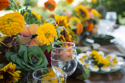 Fall Entertaining Redefined
