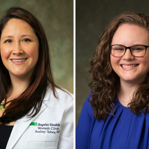 Baptist Health Adds OB-GYN, Pediatrician in Conway (Movers & Shakers)
