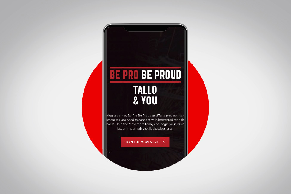 Tallo APP Connects You With Training & Employers