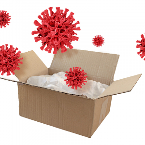 Cardboard and Coronavirus (Craig Douglass On Consumers)