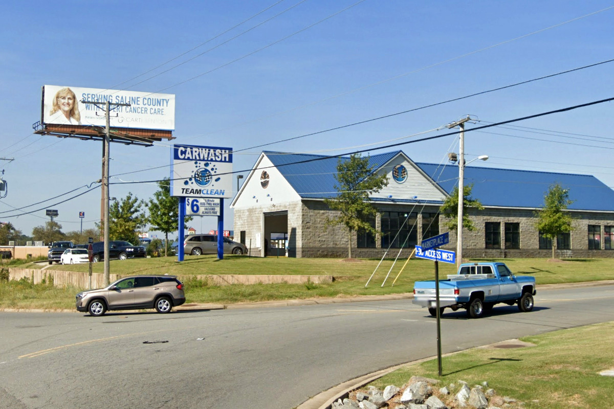 Bryant Car Wash Purchased for $3.4M