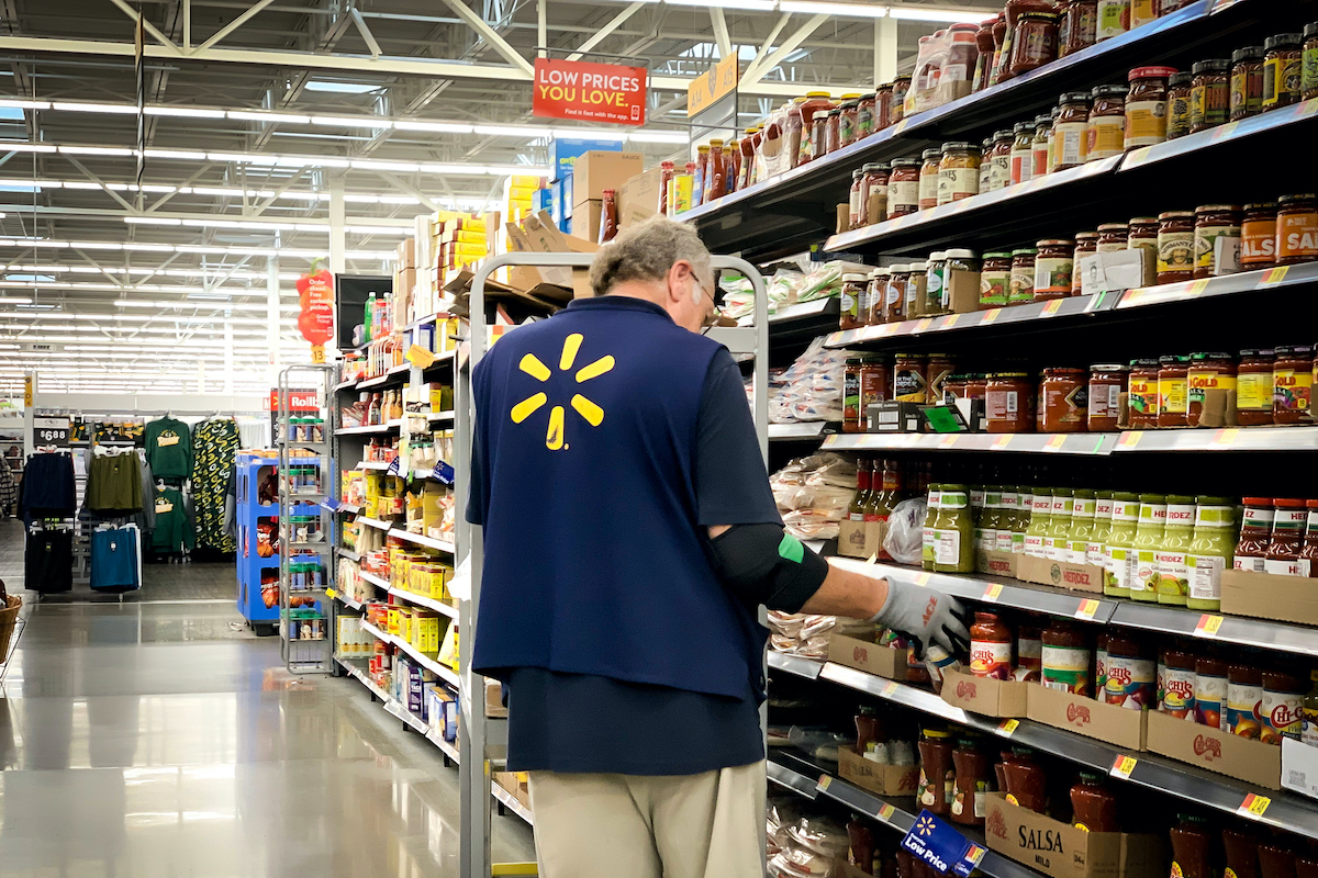 Walmart Aims to Empower Workers With Own Devices, New App