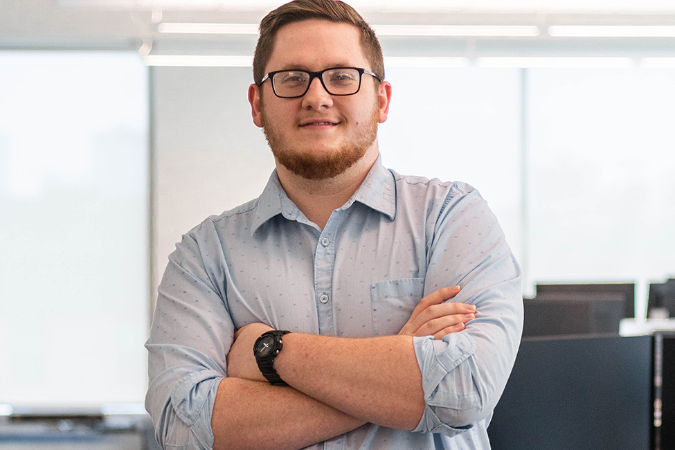 REAL PROS: Zachary King, Software Developer
