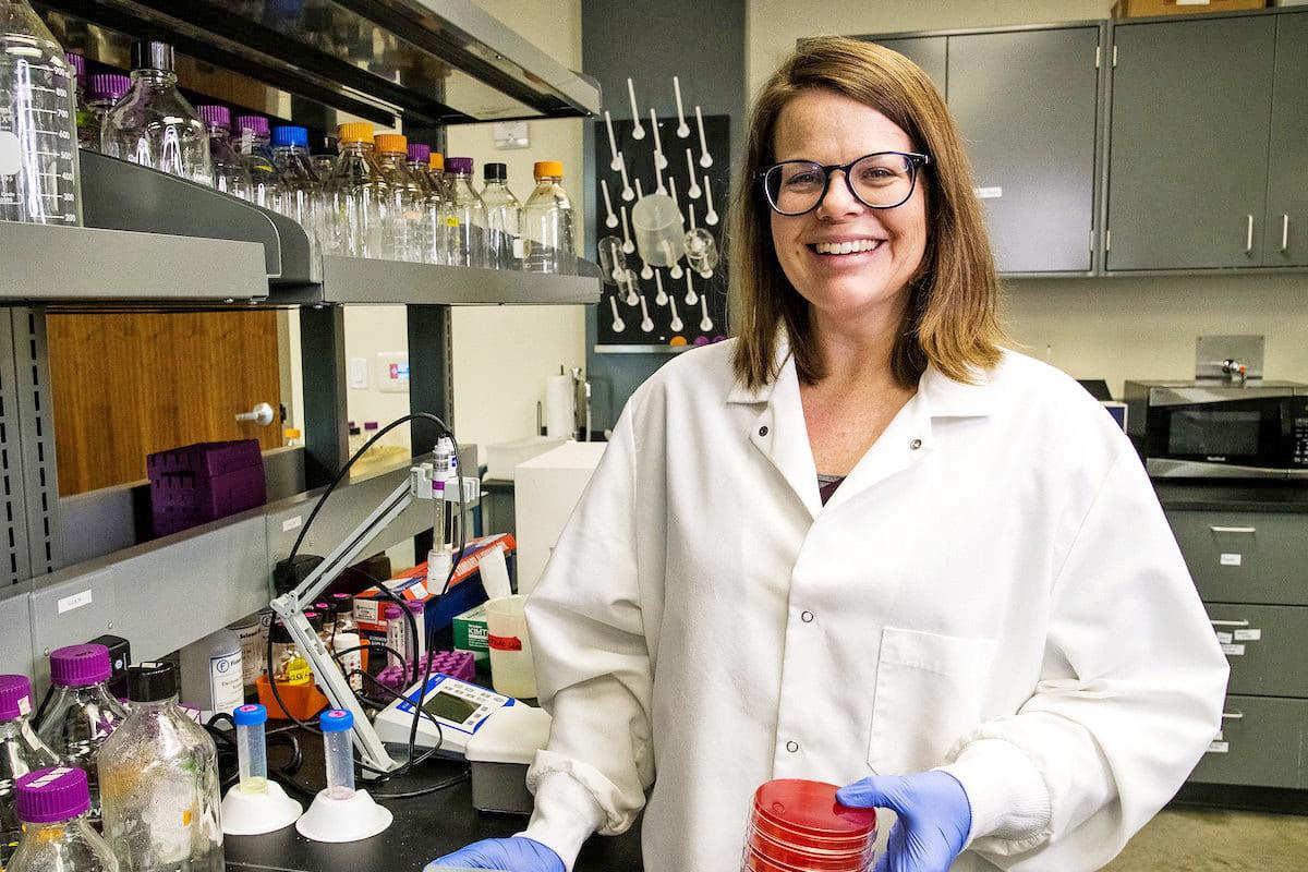 UA Scientist Sets Her Goal: Diner Safety