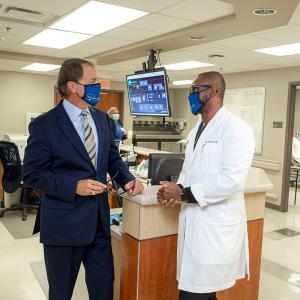El Dorado Hospital Gets Interim CEO, New Vendor