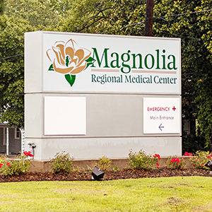 Magnolia Regional Sheds City Ownership