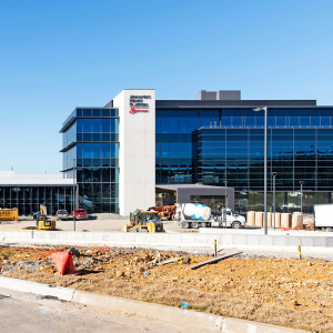 Second Heart Hospital Nearing Completion