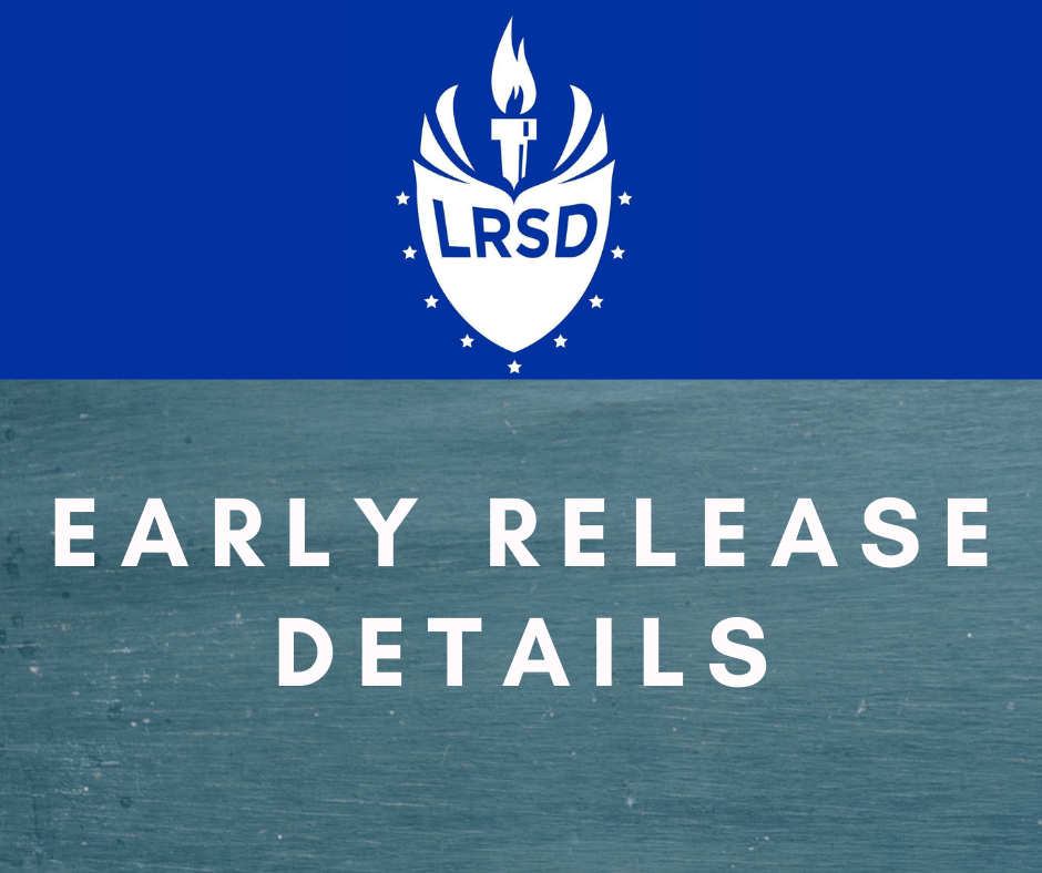 LRSD Early Release Wednesdays