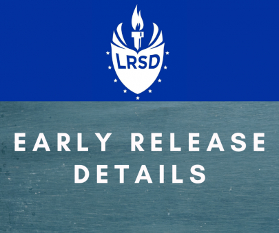 LRSD Update: Early-Release Wednesdays