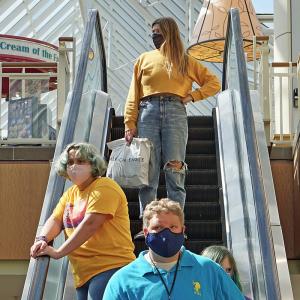 Can Malls Shake Off the Cobwebs?