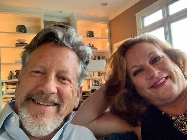 Hugh and Michelle McDonald