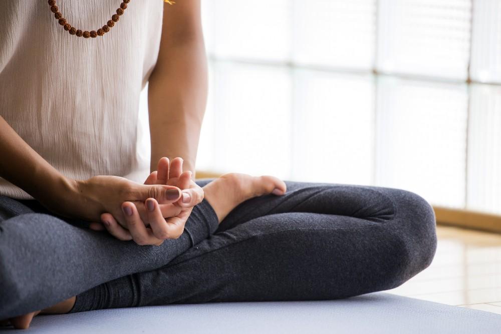 meditate, yoga
