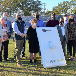Today's Power, Bearden School District Flip Switch on Solar Arrays