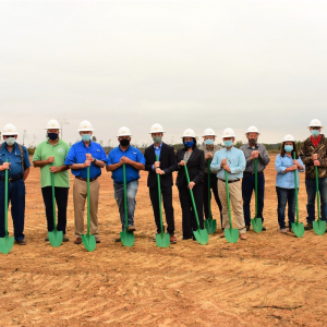 Today's Power Breaks Ground on Projects for Star City Schools, Yorktown Water