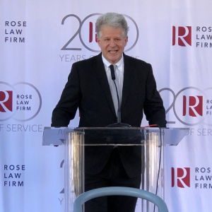 Rose Law Firm Marks 200th Anniversary with $200K in Donations