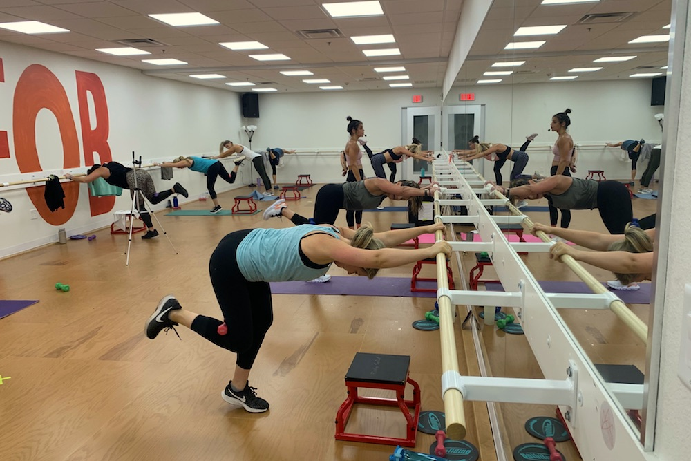 Full Out Barre