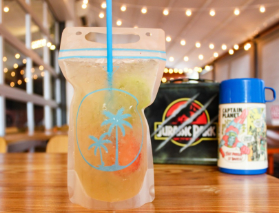 Big Orange Launches '90s-themed Fall & Winter Cocktail Menu