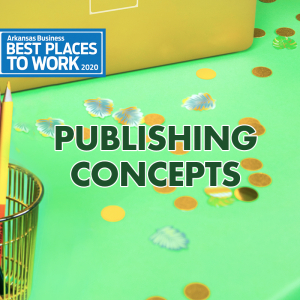 Best Places to Work: Publishing Concepts Inc.