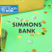 Best Places to Work: Simmons Bank