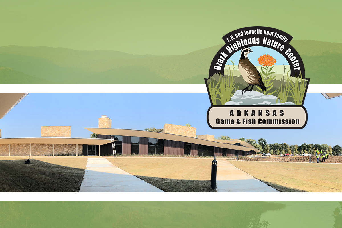 AGFC Education Efforts to Get Boost From New Nature Center