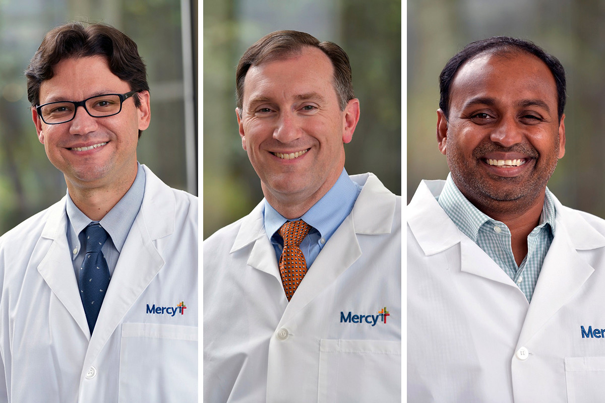 Rogers Mercy Clinic Adds Trio of Specialists (Movers & Shakers)