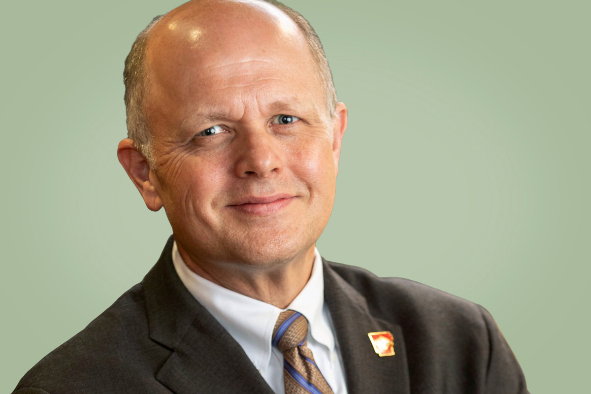 Insurance Commissioner Alan McClain Calculates Risk With Smart Tech