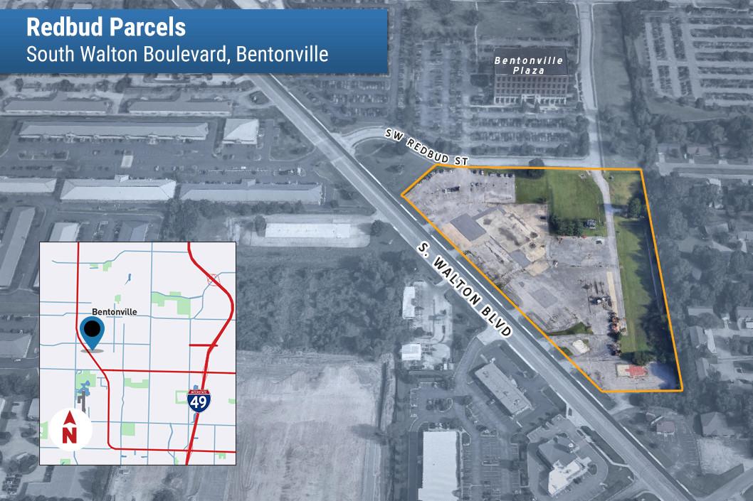 Redbud Lots Change Hands in Bentonville