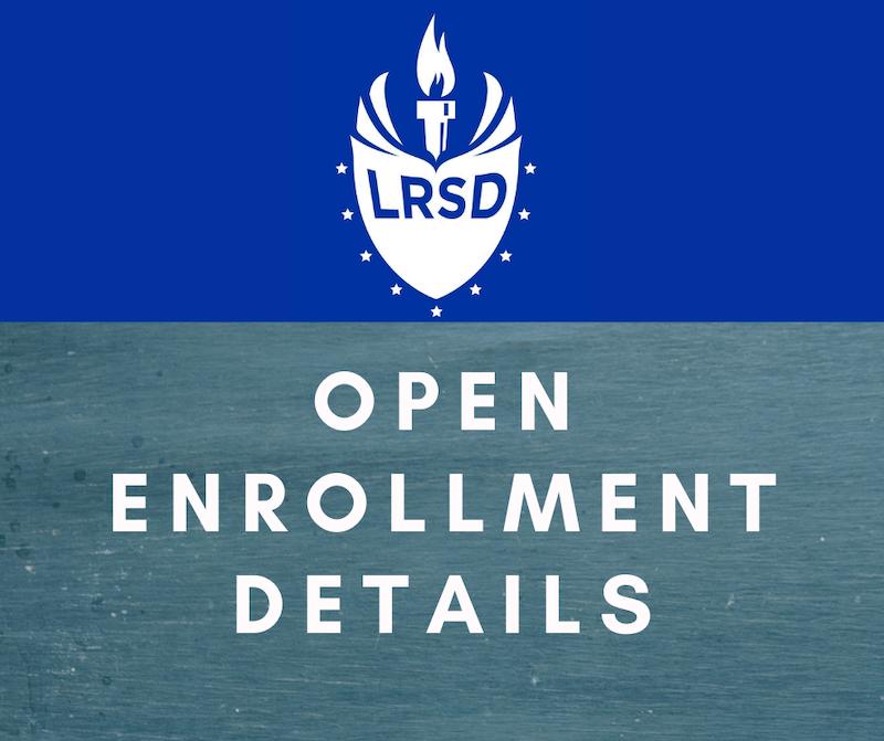LRSD Open Enrollment Details