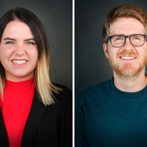 Tacker, Peters Join CJRW (Movers & Shakers)