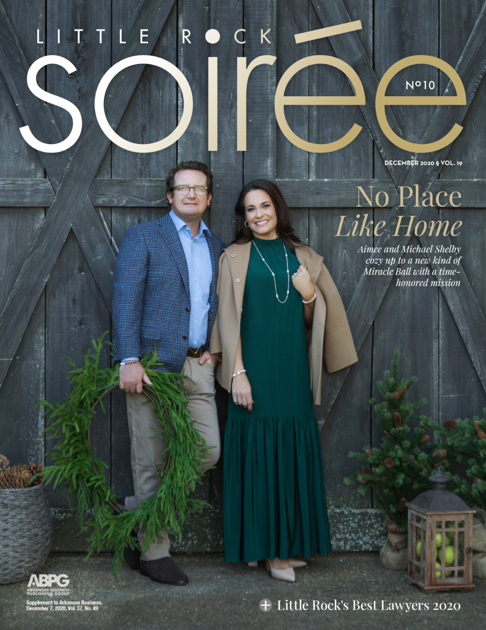 Soiree cover December 2020